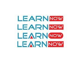 #55 for Design logo for LEARN NOW af mahfuzrm
