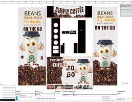 #173 for COFFEE MACHINE ARTWORK MODERN af ayaagamal1