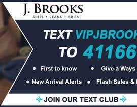"#17 , Website VIP ""text club"" banner design 来自 XD12jalandhar"