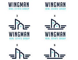 "#379 for Logo Design for ""Real Estate Wingman"" by designblast001"