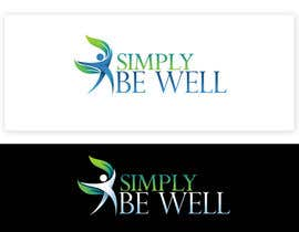 "#76 untuk Logo Design for Corporate Wellness Business called ""Simply Be Well"" oleh pinky"