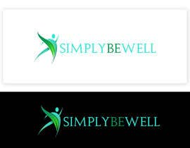 "#57 untuk Logo Design for Corporate Wellness Business called ""Simply Be Well"" oleh pinky"