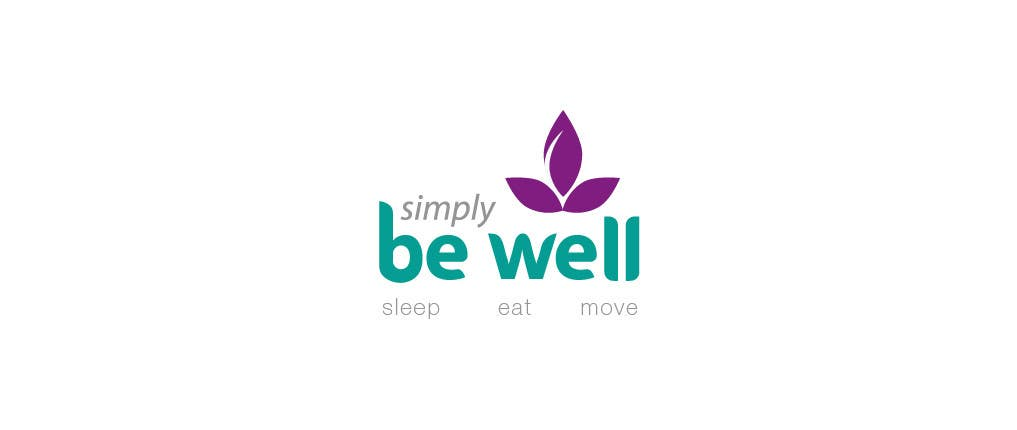 "Penyertaan Peraduan #66 untuk Logo Design for Corporate Wellness Business called ""Simply Be Well"""