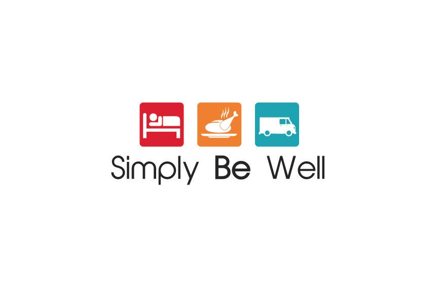 "Penyertaan Peraduan #15 untuk Logo Design for Corporate Wellness Business called ""Simply Be Well"""