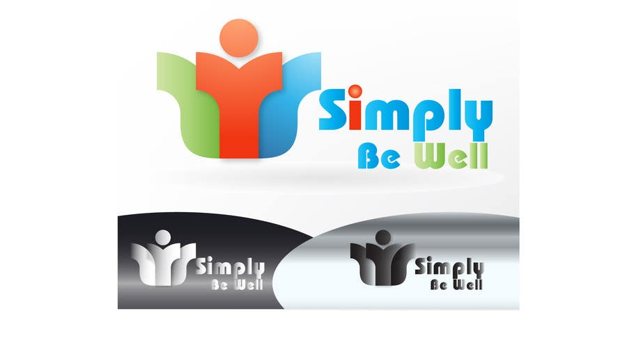 "Penyertaan Peraduan #88 untuk Logo Design for Corporate Wellness Business called ""Simply Be Well"""