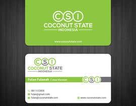 Nro 670 kilpailuun Design some Business Cards käyttäjältä sabbir2018