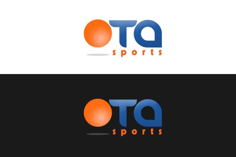 Proposition n°                                        8                                      du concours                                         Graphic Design for Ota Sportz