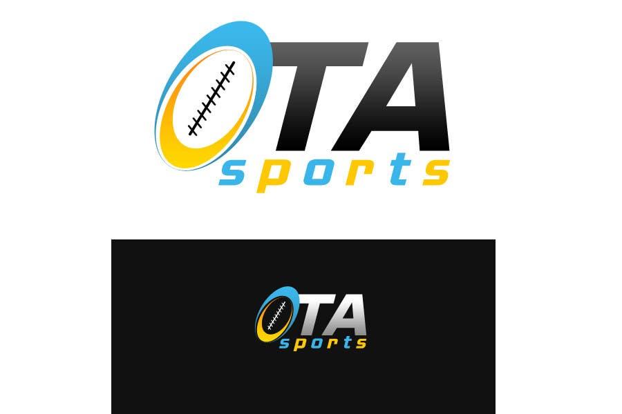 Конкурсная заявка №17 для Graphic Design for Ota Sportz