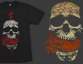 Nro 23 kilpailuun Illustrate a Dark, Grungy design. käyttäjältä cjaraque