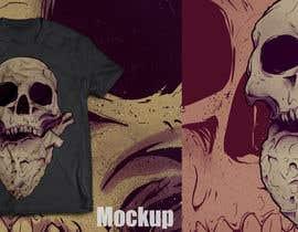 Nro 19 kilpailuun Illustrate a Dark, Grungy design. käyttäjältä id4zero666