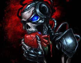 Nro 25 kilpailuun Illustrate a Dark, Grungy design. käyttäjältä theMixx