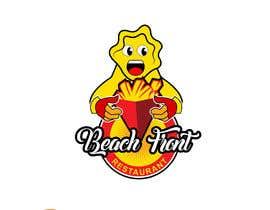 #36 para Logo for a beachfront restaurant de muziburrn