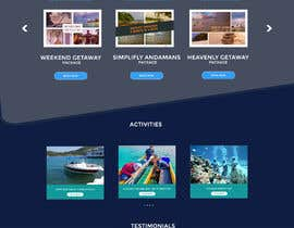 #12 for We want to redesign our existing Travel website!! by ritadk