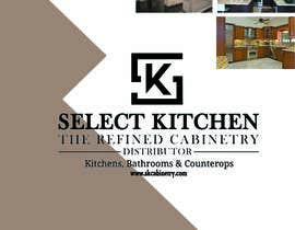 #14 , Design a brochure for Kitchen Cabinet Company 来自 Ellen96