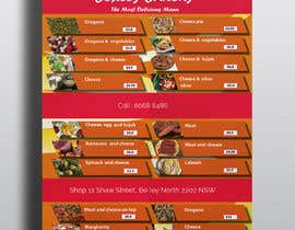 #16 for Food Menu Flyer & Business Card by Hossain150