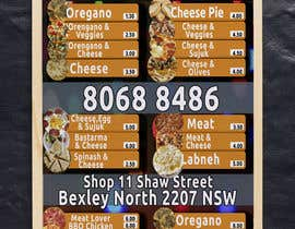 #19 for Food Menu Flyer & Business Card by hsnaley