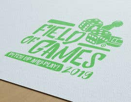 nº 15 pour Design Logo for Board Game Festival par andereberna94