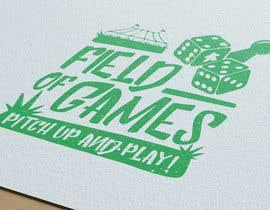 nº 18 pour Design Logo for Board Game Festival par andereberna94