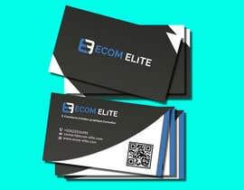 nº 103 pour Make business cards for an ecommerce and marketing company par Monowar8731