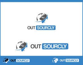 #281 for Logo Design for Outsourcly by winarto2012