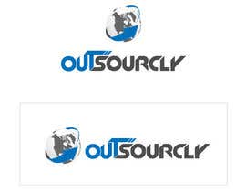 KreativeAgency tarafından Logo Design for Outsourcly için no 403