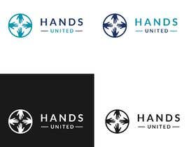 #350 for Design a Logo for Hands United by gauravasrani8