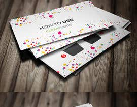 #27 for 3x INSERT CARDS + ENVELOPE DESIGN needed for e-commerce packaging by playrubel