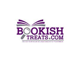 """#54 for Design a Logo for a new Book Release Website """"Bookishtreats.com"""" by mkafgani"""