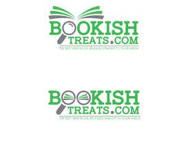 """#71 for Design a Logo for a new Book Release Website """"Bookishtreats.com"""" by mkafgani"""