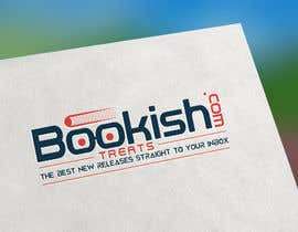 """#57 for Design a Logo for a new Book Release Website """"Bookishtreats.com"""" by Geosid40"""