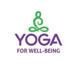 #254 para Yoga for well being Logo Design por gopkselv19