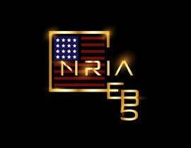 #67 para Design a Logo NRIA EB 5 VISA de Tasnubapipasha
