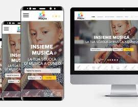Nro 32 kilpailuun Music School Branding and website käyttäjältä jhoannaleegarcia