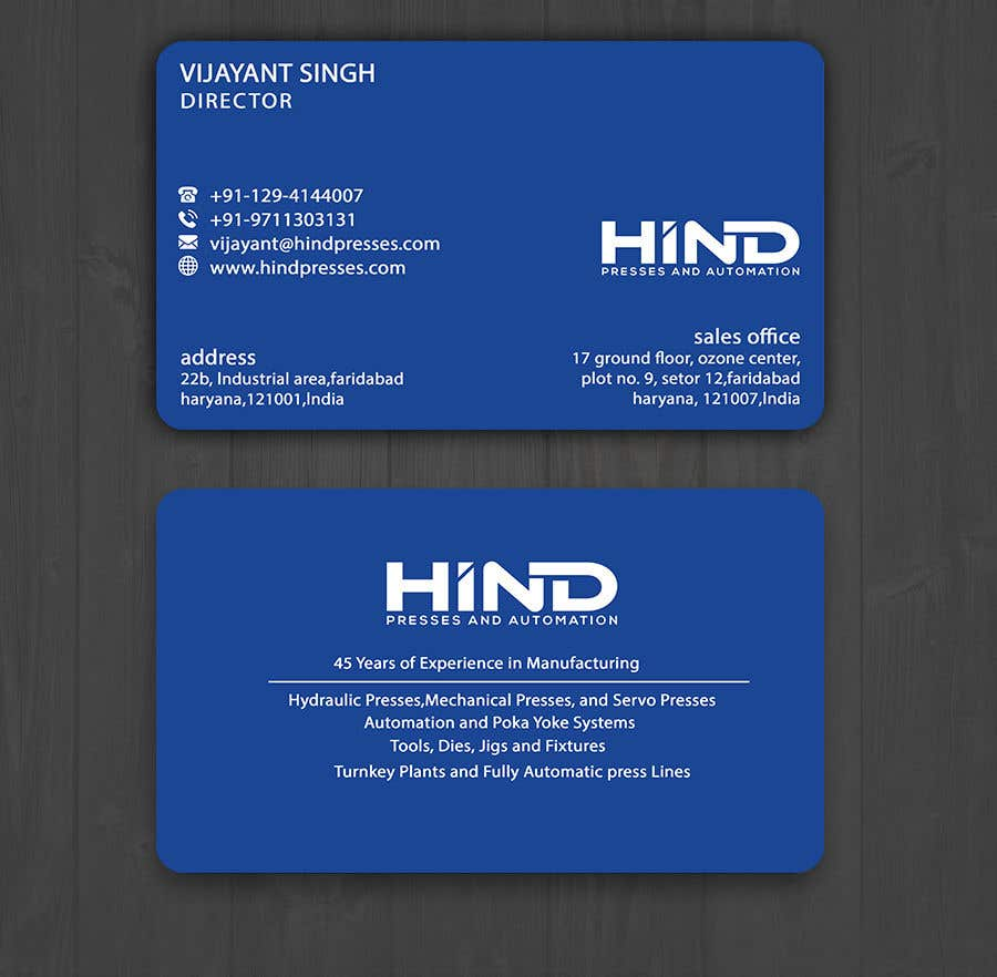 Entry #63 by pritishsarker for Design some Business Cards