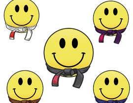 #20 for Emoji wearing Jiu-Jitsu Belt. by tarekgueham