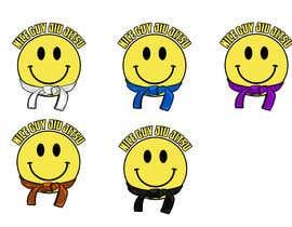 #3 for Emoji wearing Jiu-Jitsu Belt. by GoldenAnimations