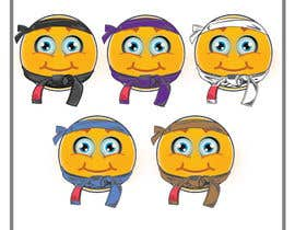 #7 for Emoji wearing Jiu-Jitsu Belt. by omaralmohamad