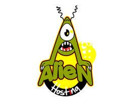 #14 for Logo Design for Alien Hosting af logoarts