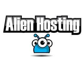 #165 untuk Logo Design for Alien Hosting oleh MyPrints