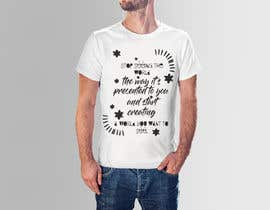 #17 cho Design a T-Shirt - The World The Way You See bởi aindrila1985