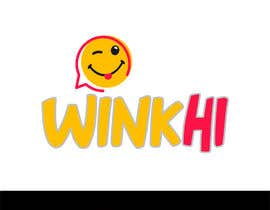 #69 for The name of the App is WinkHi. its a Social App where you can connect, meet new people, chat and find jobs. Looking for something fun, edgy. I have not decided on colors or fonts. Looking for creativity. Check the attachments by JeanpoolJauregui
