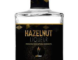 #24 for Label for an exclusive hazelnut liqueur by mfyad