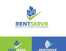"#5 for The company will provide residential property management service to both residents and investors. Google ""residential property management"" to see logo examples.  The name of the company will be RentServe. by rifatsikder333"