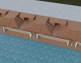 Nro 10 kilpailuun Kayakpolo bridge design käyttäjältä ARVANZ