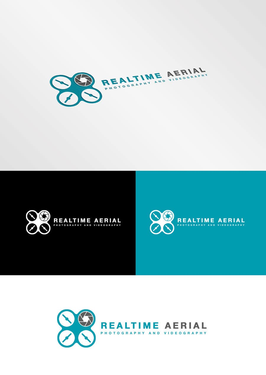 Contest Entry 34 For Logo Design A New Drone Aerial Photography Videography Company