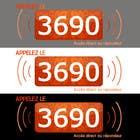Graphic Design Конкурсная работа №107 для Logo Design for 3690