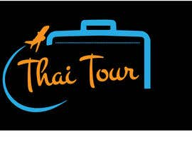 #85 for Thai Tour Website Logo Design af darkavdark