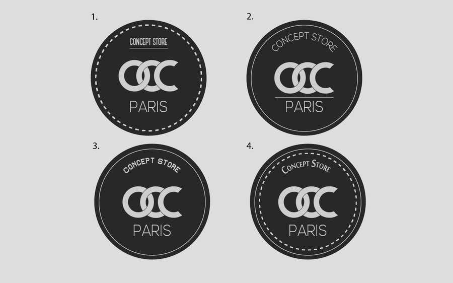 Penyertaan Peraduan #                                        26                                      untuk                                         Concevez un logo for occparis