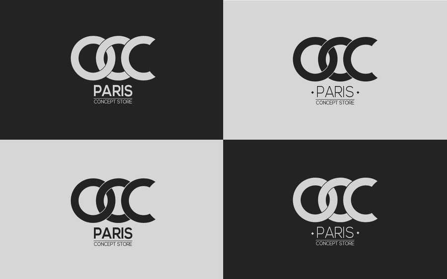 Penyertaan Peraduan #                                        38                                      untuk                                         Concevez un logo for occparis