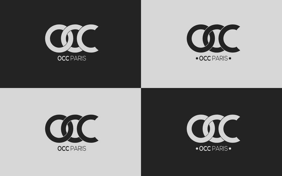 Penyertaan Peraduan #                                        39                                      untuk                                         Concevez un logo for occparis